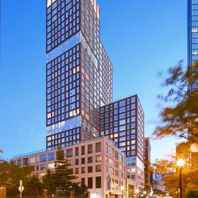 One Back Bay Luxury Rental Apartments in Back Bay, Boston