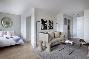 Tribeca Tower features gracious layouts in every apartment.