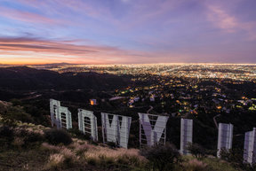 hollywood-sign-dusk