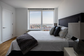 Light filled bedrooms with stunning views.