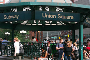 union square attractions