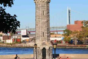 roosevelt island attractions