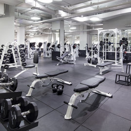 Private, in-building, state-of-the-art fitness center.