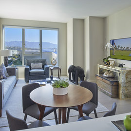Apartments range from studio to two-bedroom layouts.