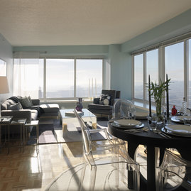 The Paramount Luxury Rental Apartments in SOMA, San Francisco
