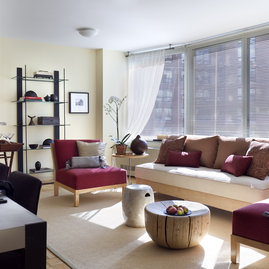 Tribeca Park residences feature spacious layouts.