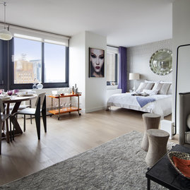 Well Ointed Studios Make For A Perfect Pied Terre
