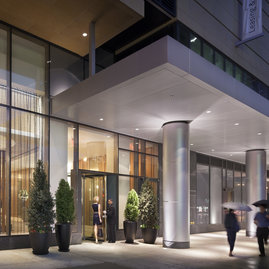 A Midtown marvel, MiMA features 44,000 square feet of amenity space.