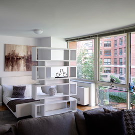 Tribeca Park residences feature spacious layouts in all floorplan types.