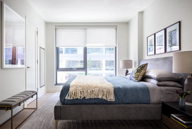 Extra bedrooms allow for ample space and storage