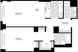 tate floorplan