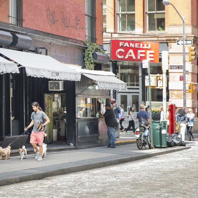 Apartments For Rent New York City: 261 Hudson Luxury Rental Apartments In West SoHo, New York