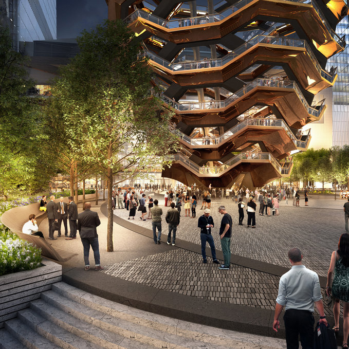 New City Ny Rentals: One Hudson Yards Luxury Rental Apartments In Hudson Yards
