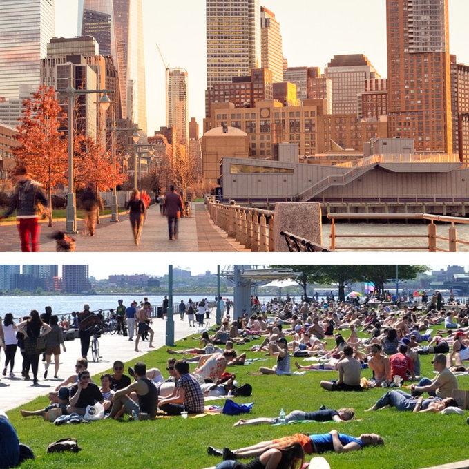 New York City Rental Apartment: Tribeca Park Luxury Rental Apartments In Tribeca & Battery