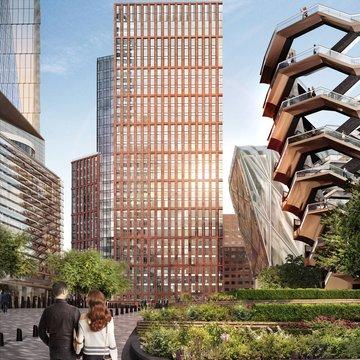 One Hudson Yards Luxury Rental Apartments in Hudson Yards, New York City