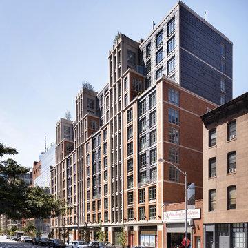 261 Hudson Luxury Rental Apartments in West SoHo, New York City