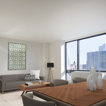 The Lyric Luxury Rental Apartments In Upper West Side New York City