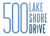 500 lake shore drive logo
